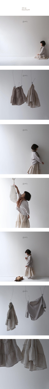 GUNO - Korean Children Fashion - #Kfashion4kids - Cancan Skirt