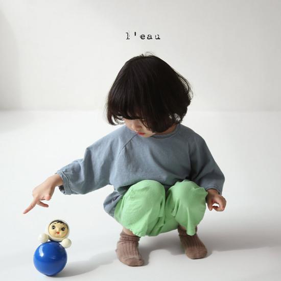 L'EAU - Korean Children Fashion - #Kfashion4kids - Mass Color Pants - 11