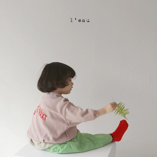 L'EAU - Korean Children Fashion - #Kfashion4kids - Mass Color Pants - 5
