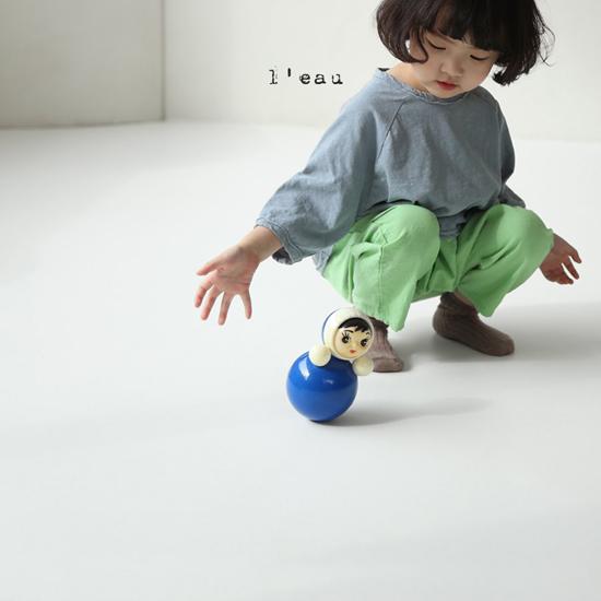 L'EAU - Korean Children Fashion - #Kfashion4kids - Mass Color Pants - 6