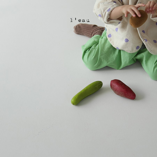 L'EAU - Korean Children Fashion - #Kfashion4kids - Mass Color Pants - 8