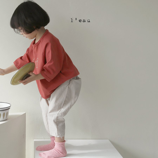 L'EAU - Korean Children Fashion - #Kfashion4kids - Oui Tee - 10