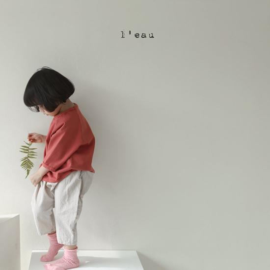 L'EAU - Korean Children Fashion - #Kfashion4kids - Oui Tee - 9