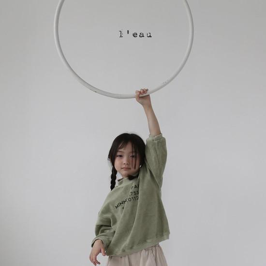 L'EAU - Korean Children Fashion - #Kfashion4kids - Minnesota Tee - 10