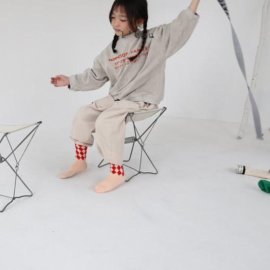 L'EAU - Korean Children Fashion - #Kfashion4kids - Minnesota Tee - 4