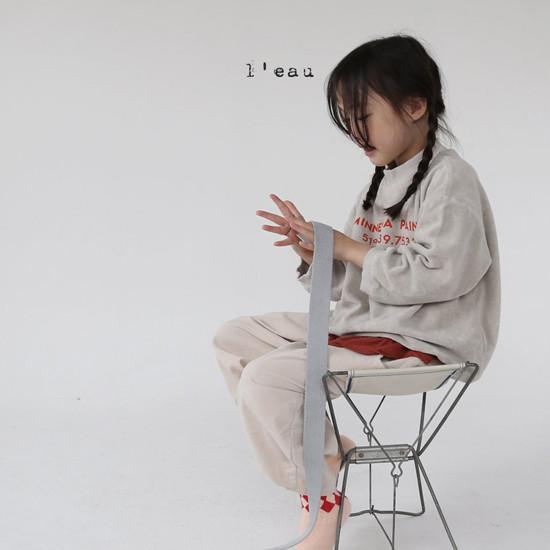 L'EAU - Korean Children Fashion - #Kfashion4kids - Minnesota Tee - 6