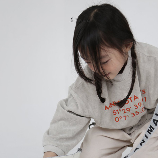 L'EAU - Korean Children Fashion - #Kfashion4kids - Minnesota Tee - 7
