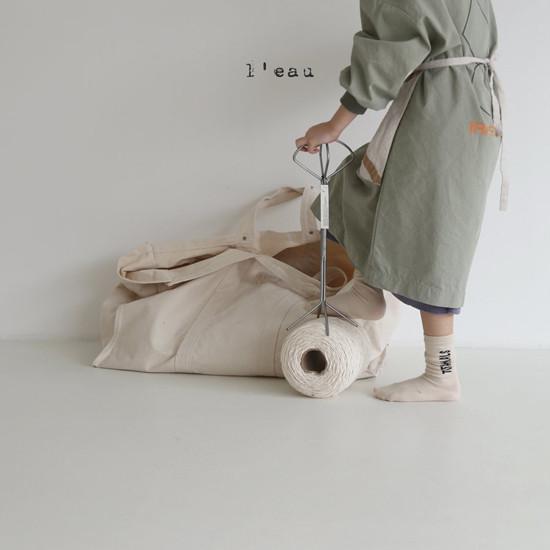 L'EAU - Korean Children Fashion - #Kfashion4kids - Shape One-piece - 3