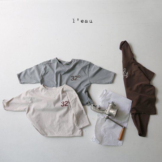 L'EAU - Korean Children Fashion - #Kfashion4kids - 32 Tee