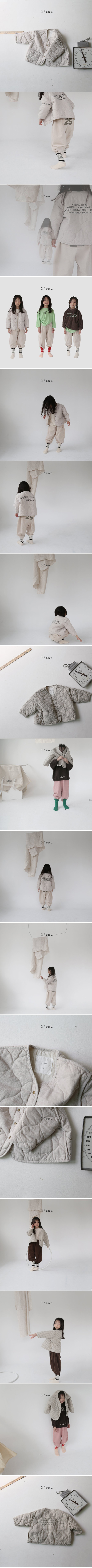L'EAU - Korean Children Fashion - #Kfashion4kids - L'eau Jacket - 2